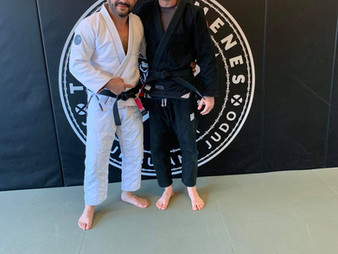 1st Black Belt Promotion at Soul Fighters Scottsdale