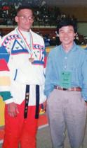 TBT #tbt _1993 Olympic Festival (San Ant