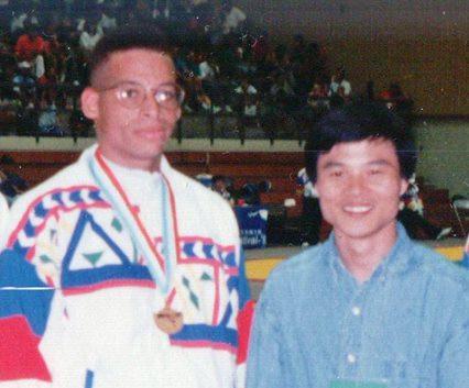 1993 Olympic Festival (Dr Yang)