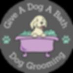 Give a Dog a bath Logo.png