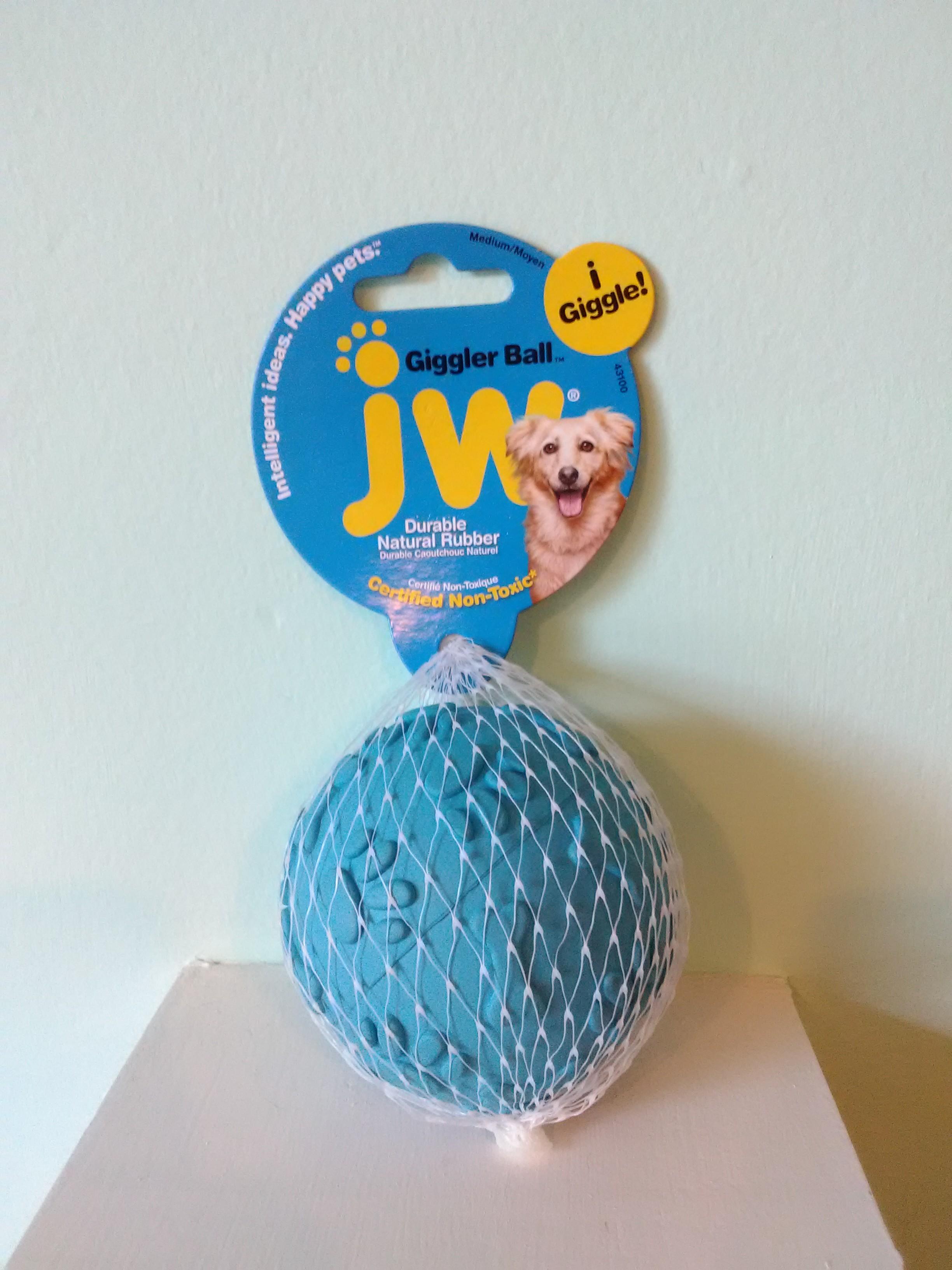 JW Giggler Ball