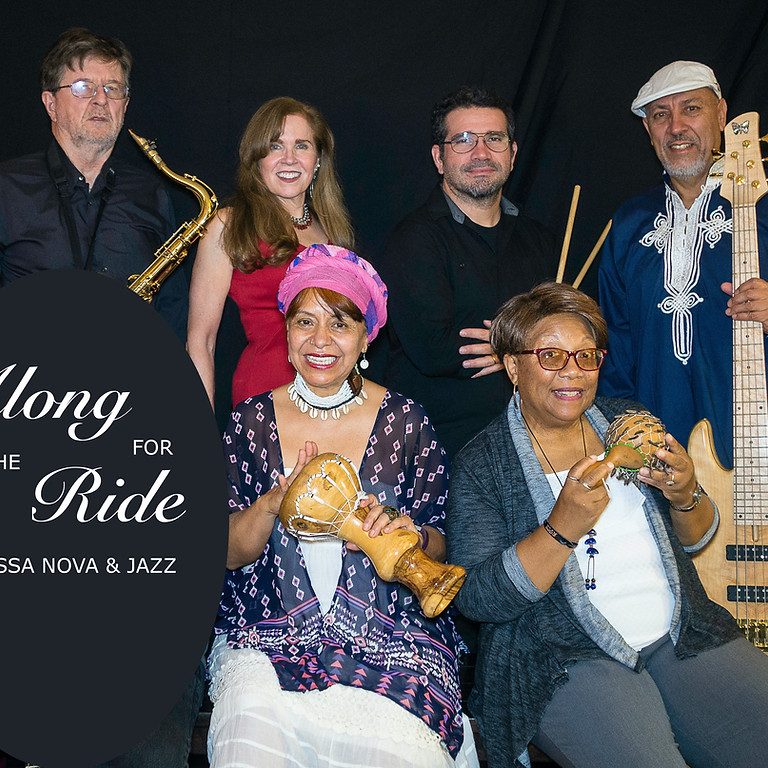 Brazilian Jazz Concert in the Park!