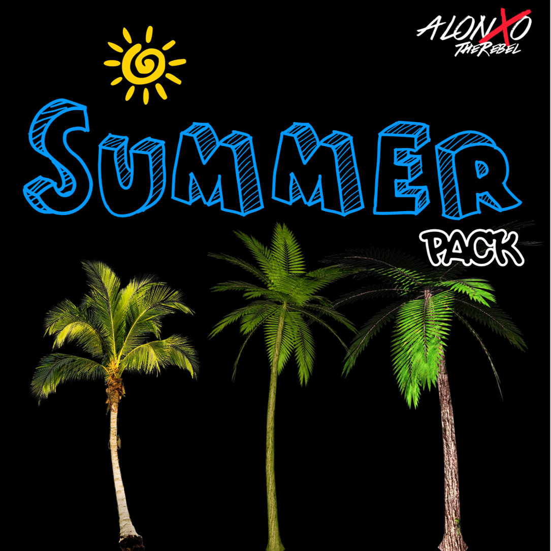 Summer Pack Cover Art