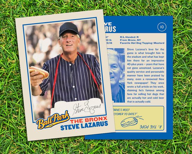 Steve Lazarus