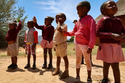preschool children in Lesotho