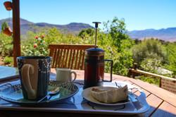 Malealea Lodge cafe