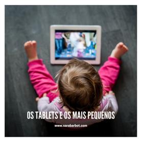 Afinal os tablets estimulam ou não o desenvolvimento dos mais pequenos?