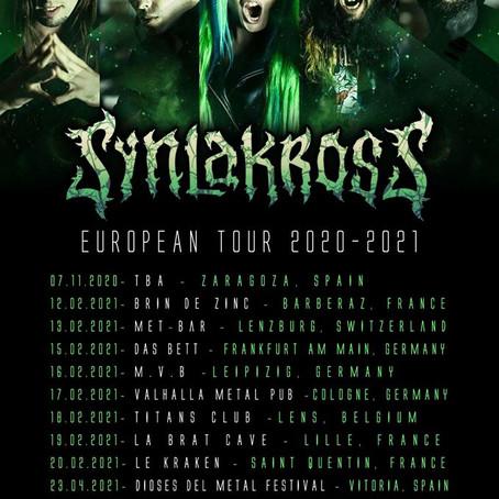 SYNLAKROSS EUROPEAN TOUR