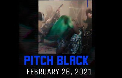 """""""Pitch Black"""" will be available on digital platforms on February 26!"""