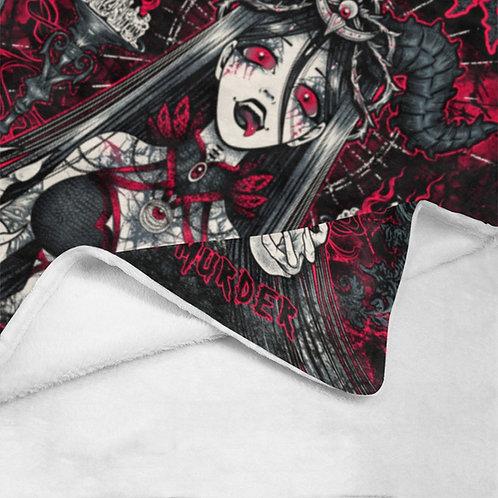 Malice Murder Blanket *FREE SHIPPING