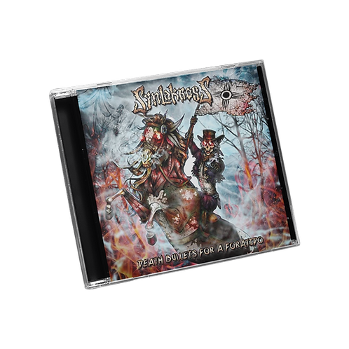 Death Bullets For A Forajido - CD