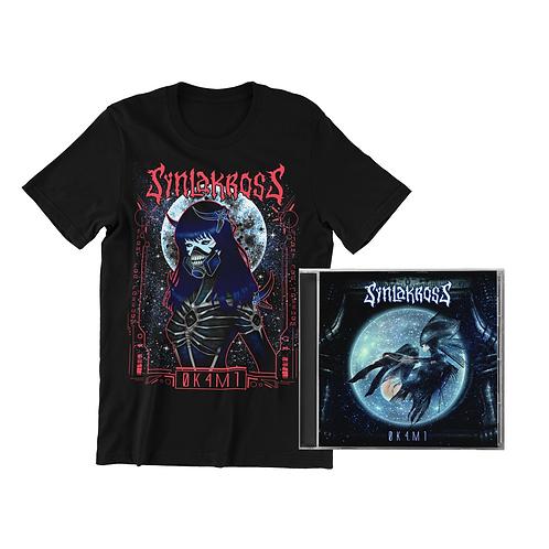 Bundle CD + Space Soldier  T-shirt