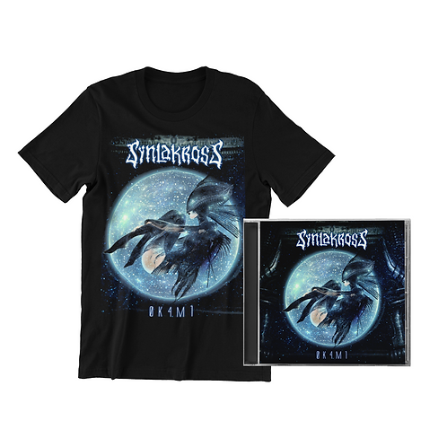 Bundle CD + 0K4M1 Unisex T-shirt
