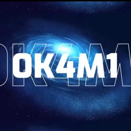 """NEW ALBUM """"0K4M1"""" OUT NOW"""