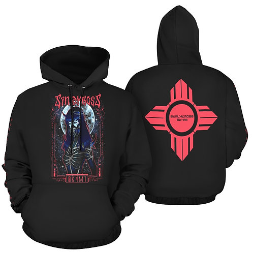Space Soldier Unisex Hoodie *FREE SHIPPING