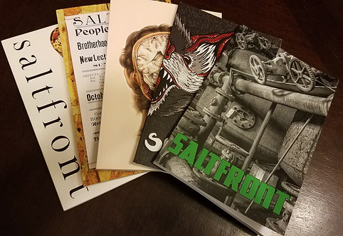 2-year saltfront subscription (4 issues)