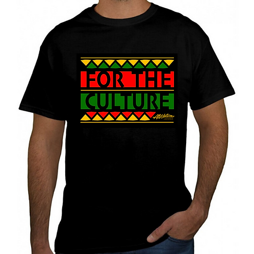#ForTheCulture Tee