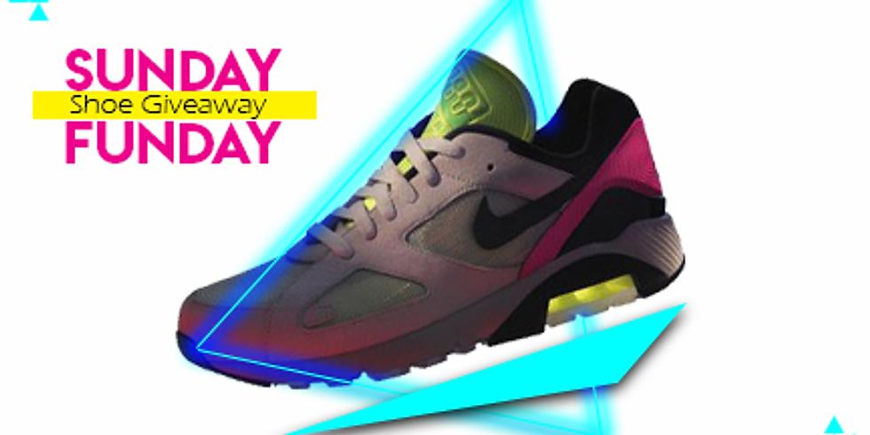Sunday Funday - Shoe Giveaway