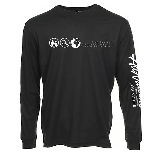 Vision Long Sleeve Tee