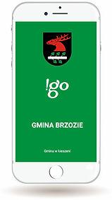 aplikacja dla gmin - Gmina Brzozie