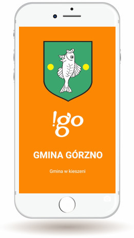 Aplikacja Mobilna !go Gmina Górzno