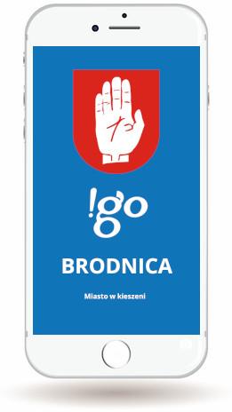 Aplikacja Mobilna !go Brodnica