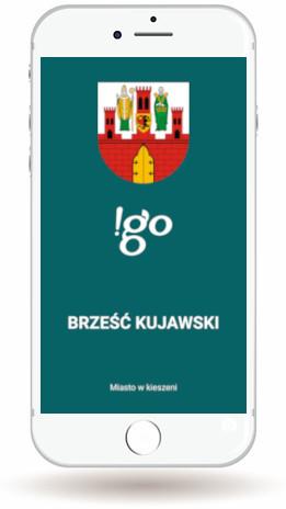 Aplikacja Mobilna !go Brześć Kujawski