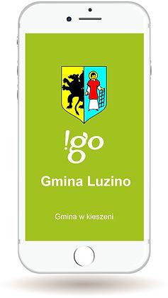 Pobierz aplikację mobilną !go Gmina Luzino