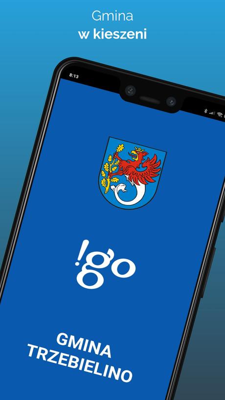 !go Gmina Trzebielino - Aplikacja mobilna