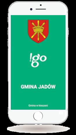 Gminna aplikacja !go Gmina Jadów
