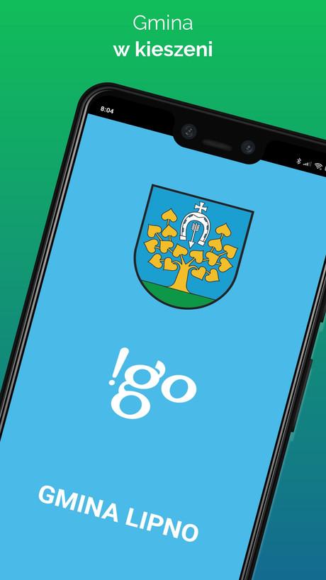 !go Gmina Lipno - Aplikacja mobilna