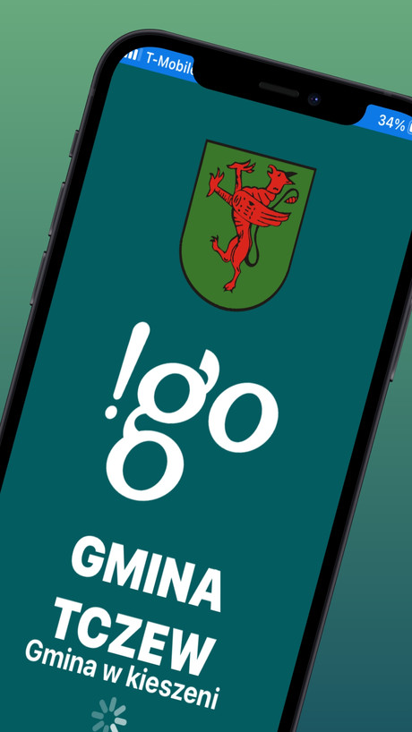 !go Gmina Tczew - Aplikacja mobilna