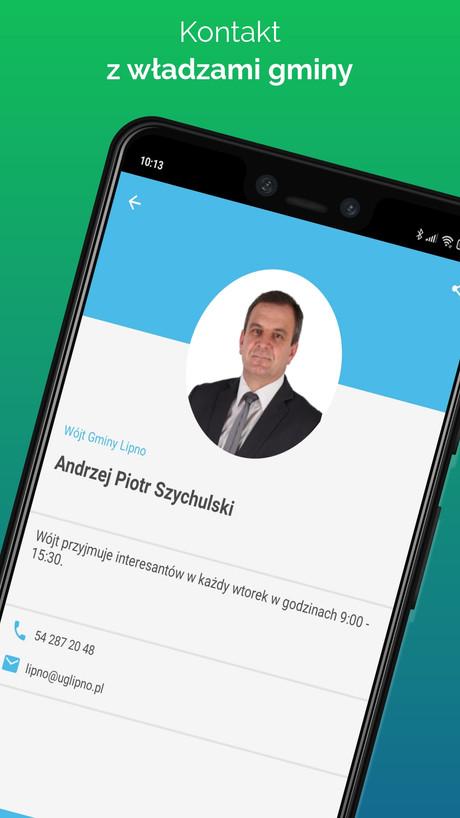 !go Gmina Lipno - Samorządowa aplikacja Lipnowski Samorząd