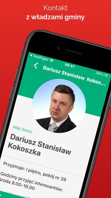 !go Gmina Jadów - Samorządowa aplikacja Huszlewski Samorząd