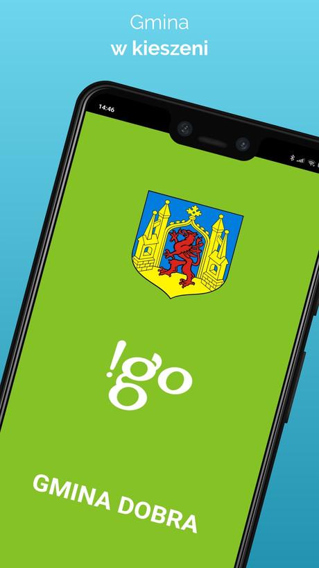 !go Gmina Dobra  - Aplikacja mobilna