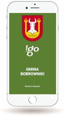 Aplikacja Mobilna !go Gmina Bobrowniki