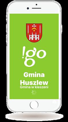 Pobierz aplikację mobilną !go Gmina Huszlew
