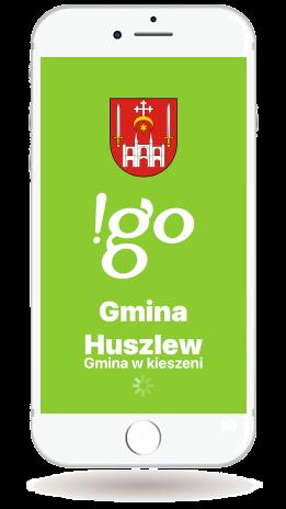 Aplikacja Mobilna !go Gmina Huszlew