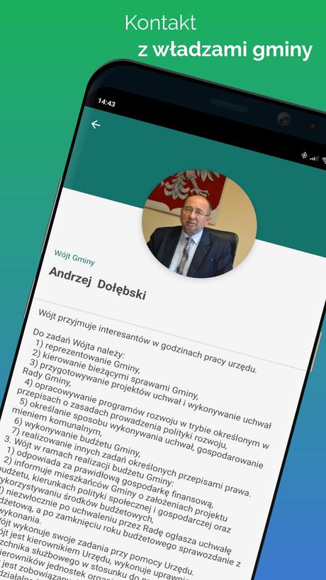 !go Gmina Parchowo - Samorządowa aplikacja
