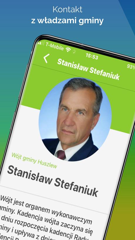!go Gmina Huszlew - Samorządowa aplikacjia Huszlewski Samorząd
