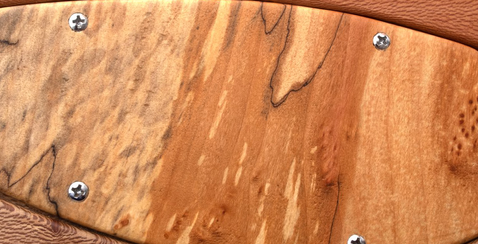 spalted willow