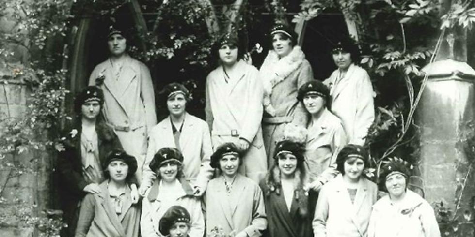 De vrouwelijke studenten van Leuven