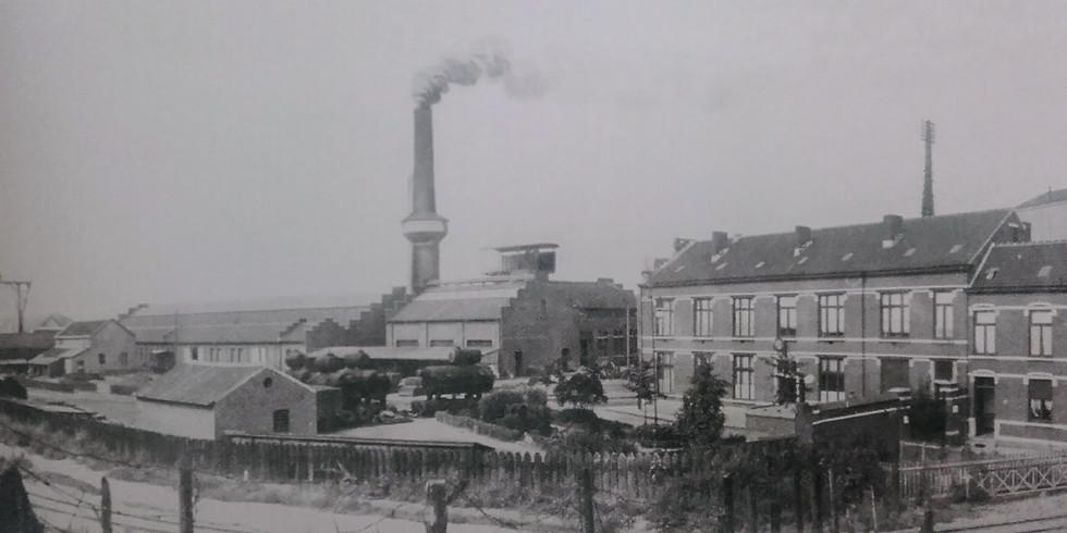 Sporen van het industrieel verleden
