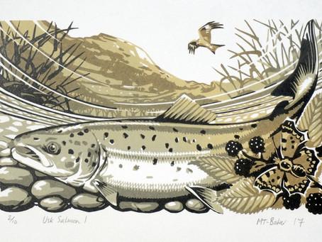 Usk Salmon