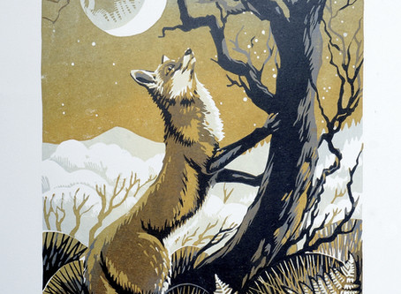 The Fox on the Mountain