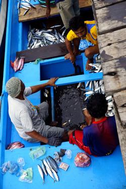 Banda fishermen