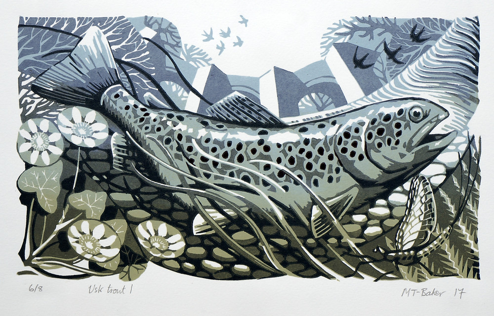 Usk Trout I