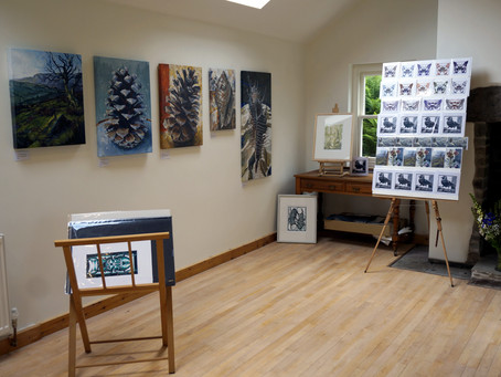 Crickhowell Open Art and Open Studios