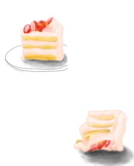 32. 蛋糕 _ A piece of cake