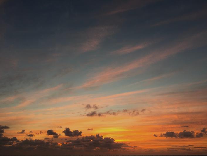 8. 雲海中的旭輪